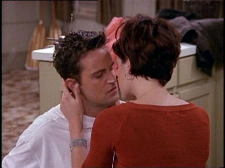 Chandler Bing Season 2