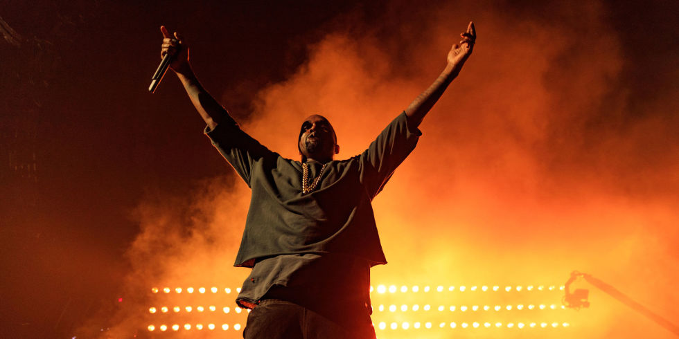 Kanye West Performs Onstage At The 2015 IHeartRadio Music Festival Nice Ideas