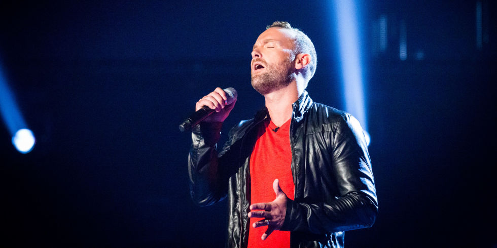 Watch Liberty X star Kevin Simm audition for The Voice UK with ...