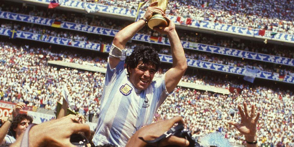 special diego maradona
