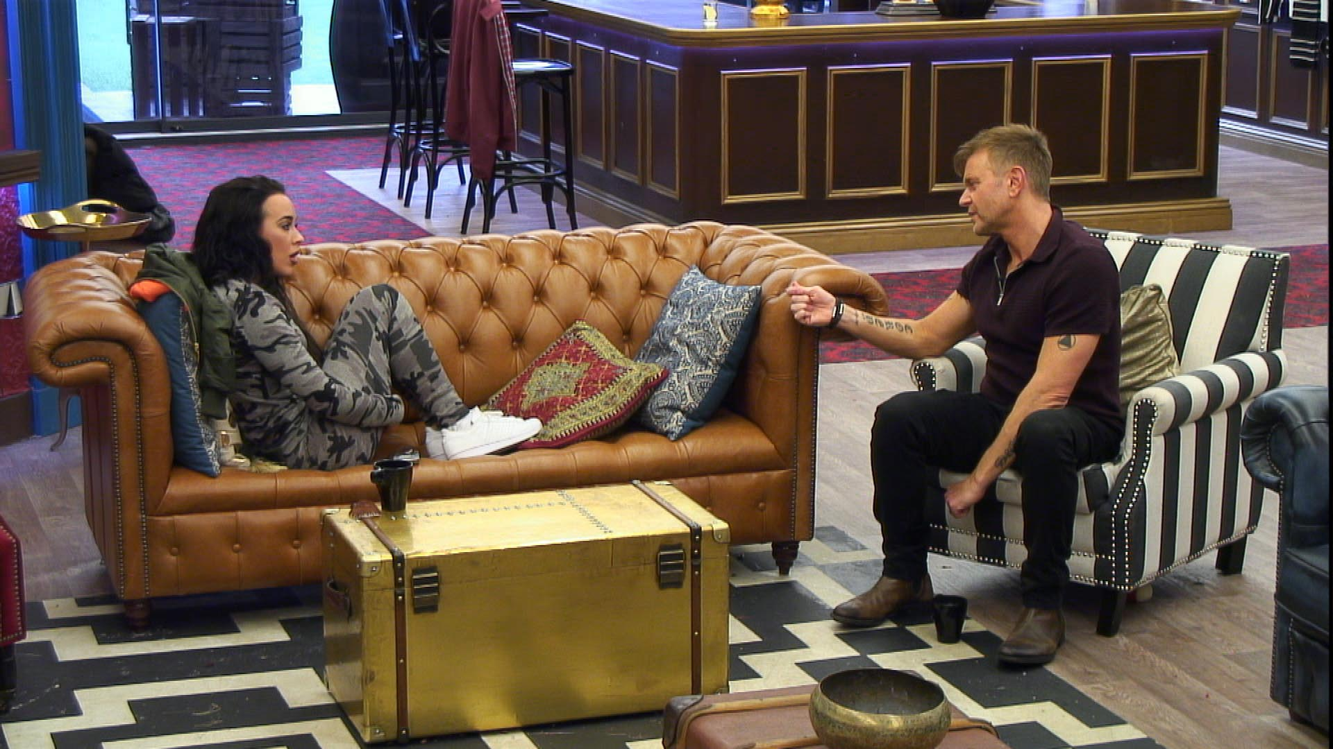 Celebrity Big Brother: Darren Day opens up about being