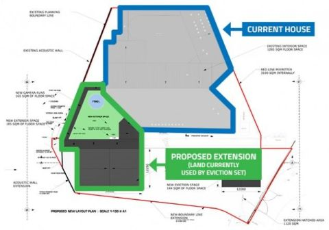 The big brother house might get a whole lot bigger are producers big brother house planning application malvernweather Gallery