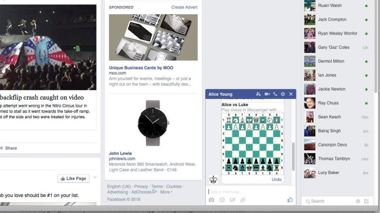 chess live update