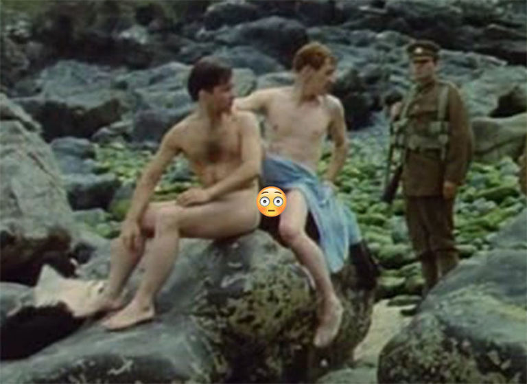 Best, nude, scenes of All Time