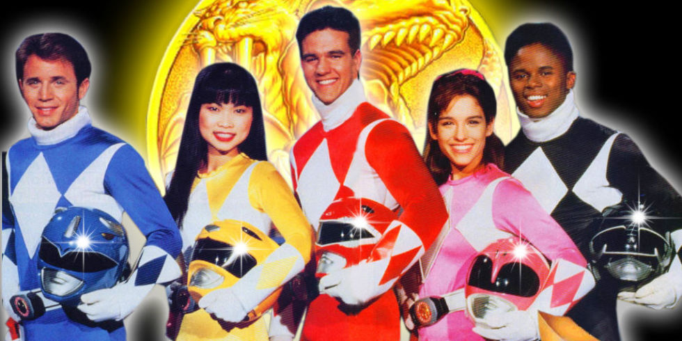 the original mighty morphin power rangers cast