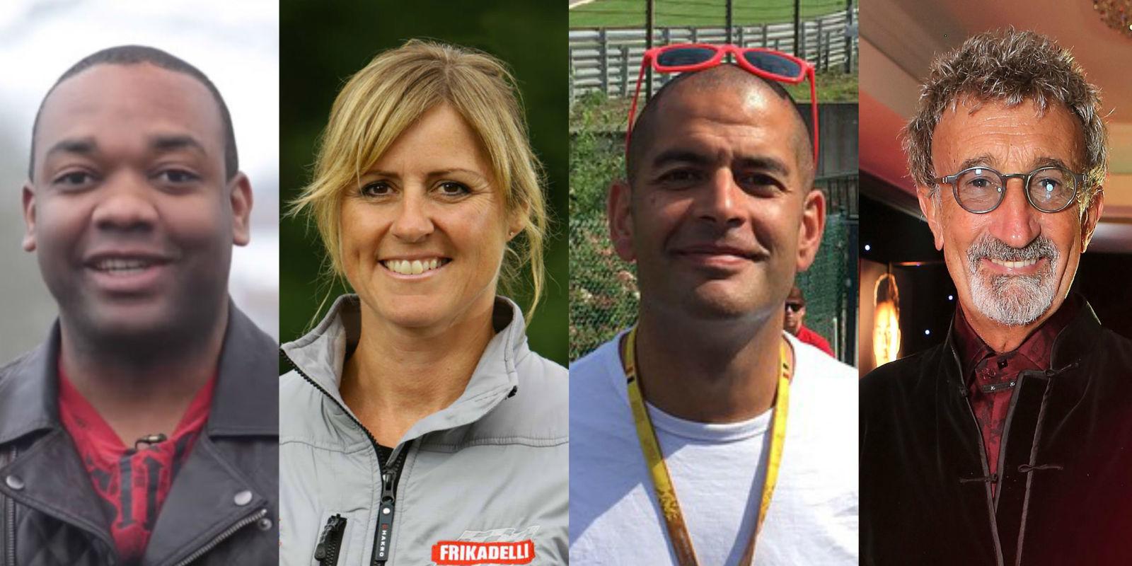 Top Gear new presenters Who are Chris Harris Sabine Schmitz