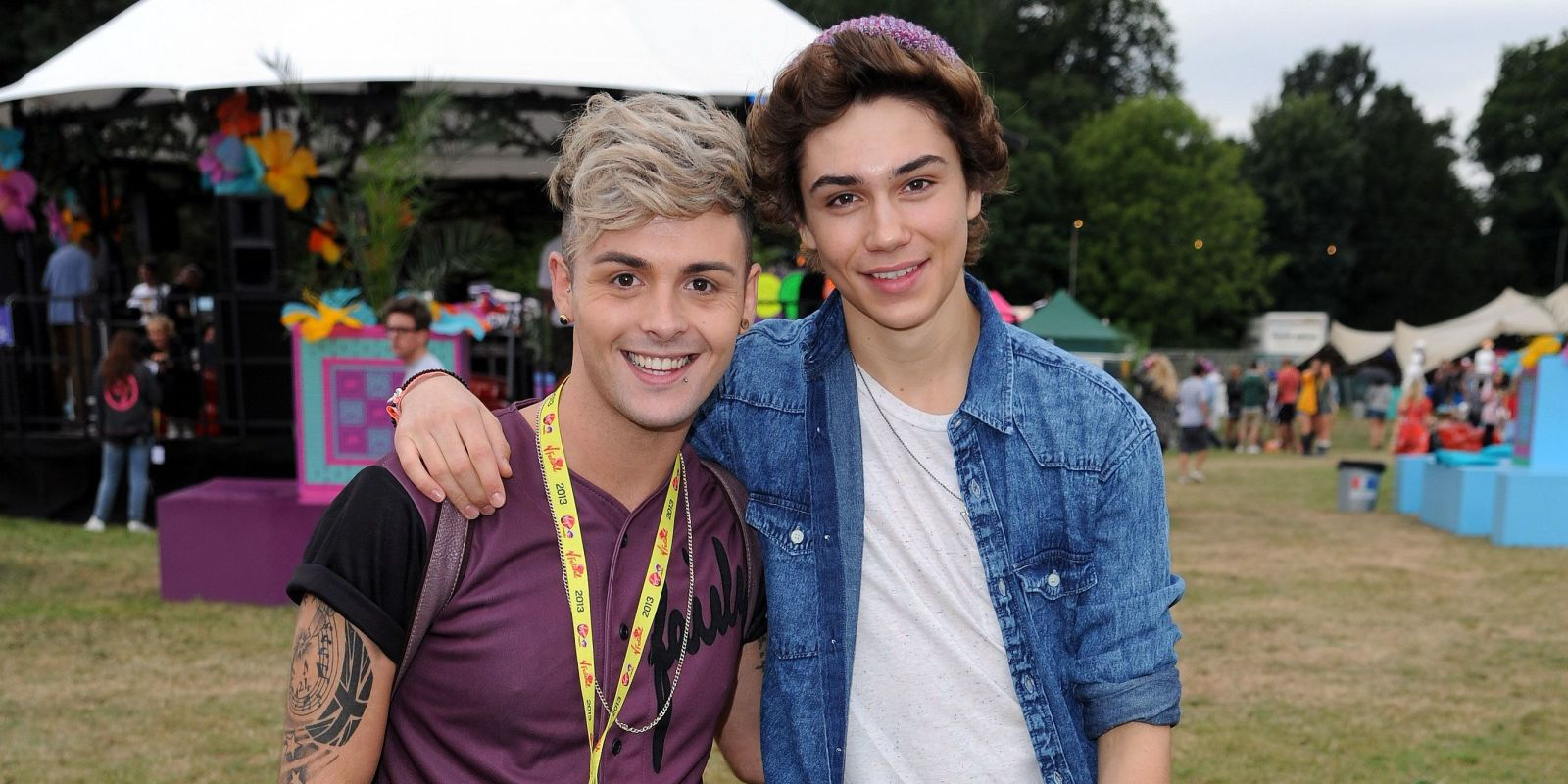 George from union j sexuality