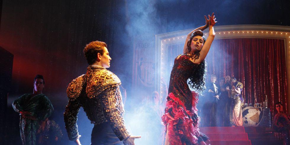 s lee brennan is making his musical theatre debut in footloose