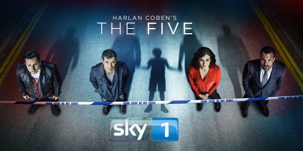 get a first look at new crime thriller the five and find