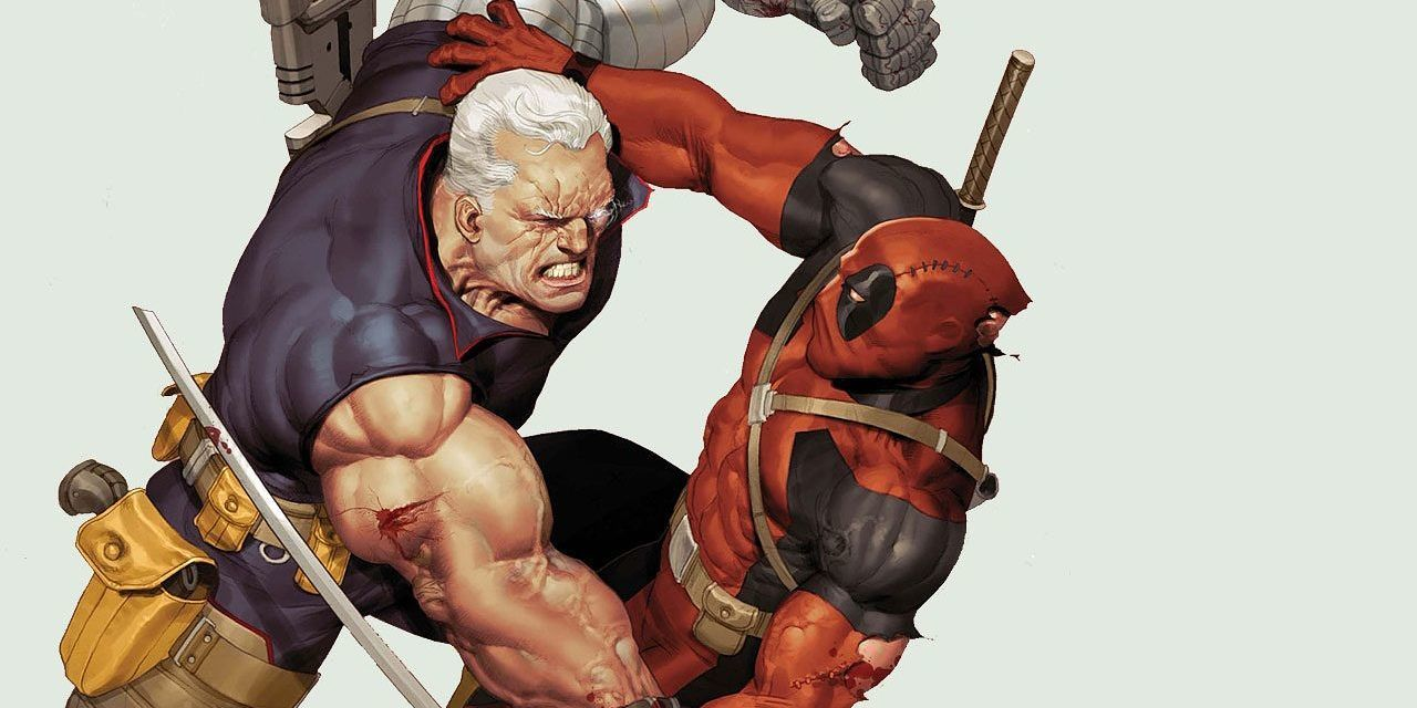 Who Is Deadpool S Platonic Life Partner Cable