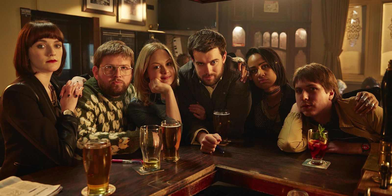 Fresh Meat is back for a fourt...