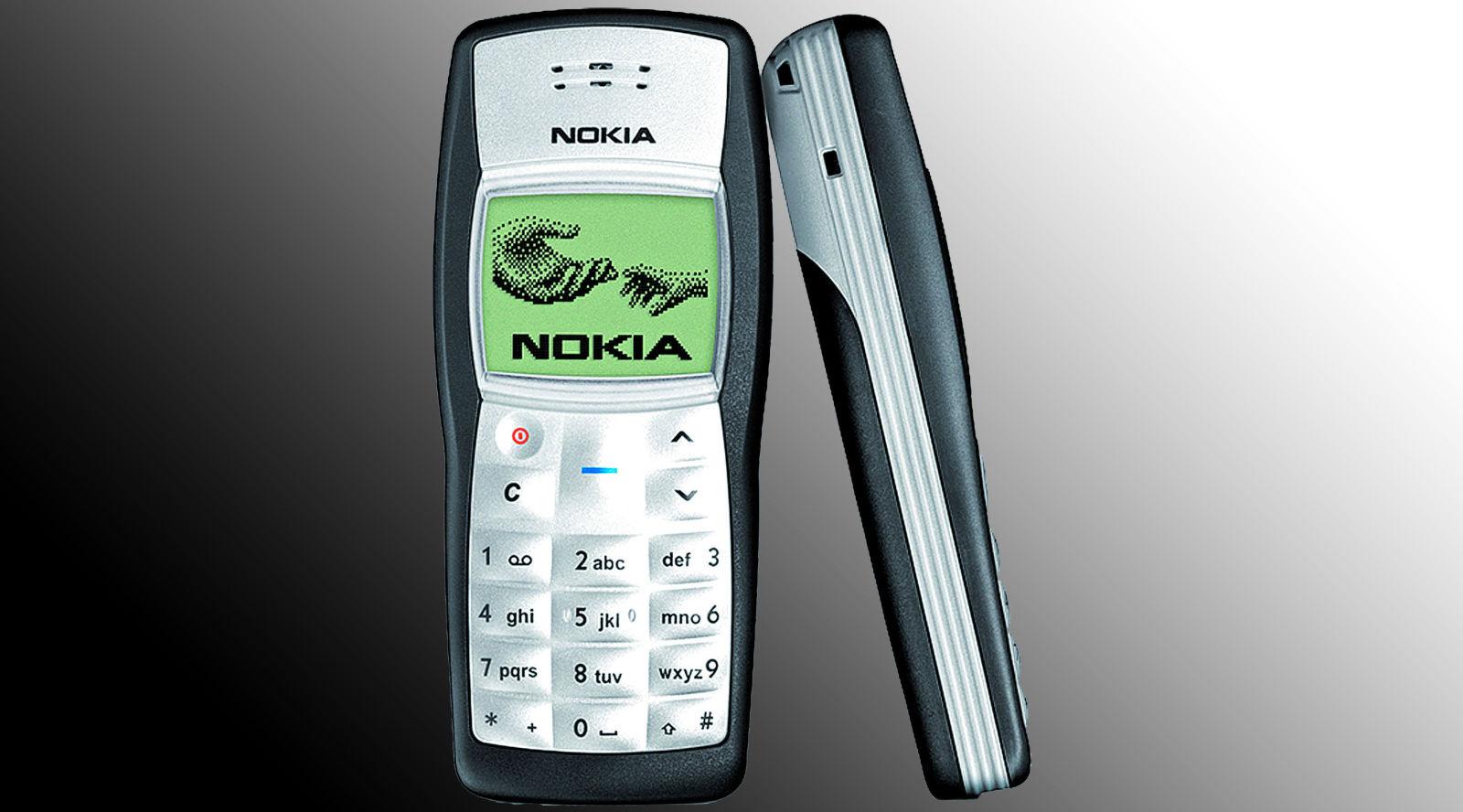 Milyen volt az első telefonod?