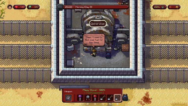 Скачать Игру The Escapists Zombie - фото 11