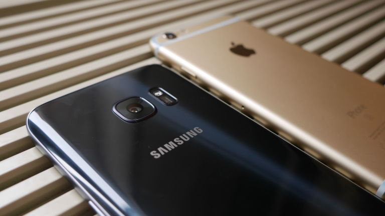 Samsung Galaxy S7 vs iPhone 6S