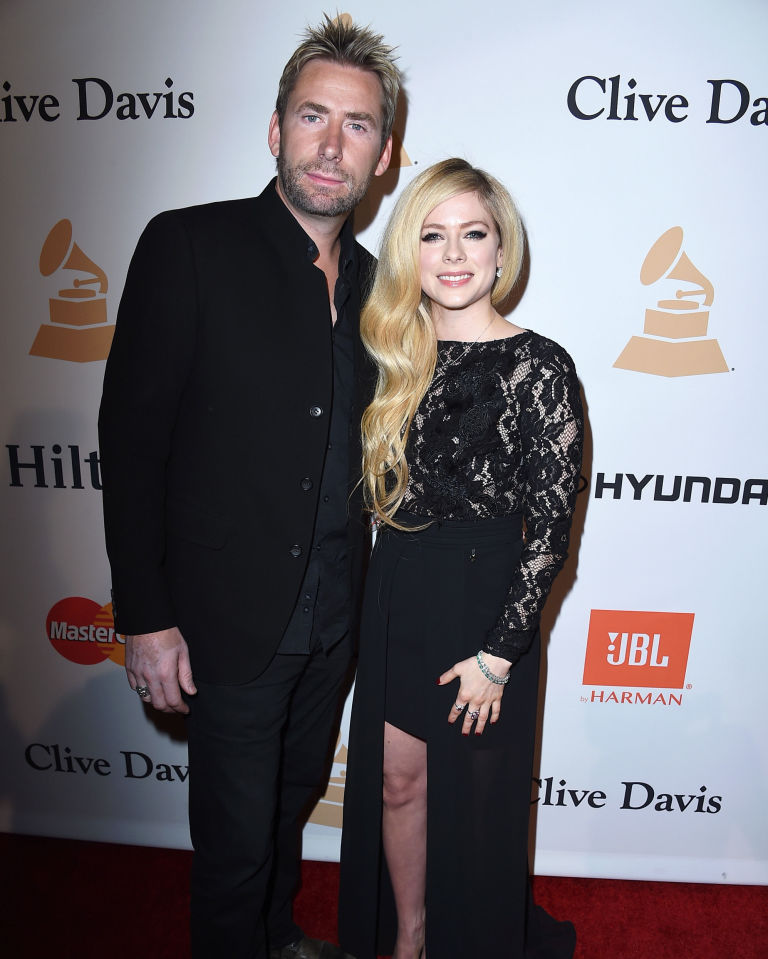 Image result for Avril Lavigne makes live performance in three years joining Nickelback on concert