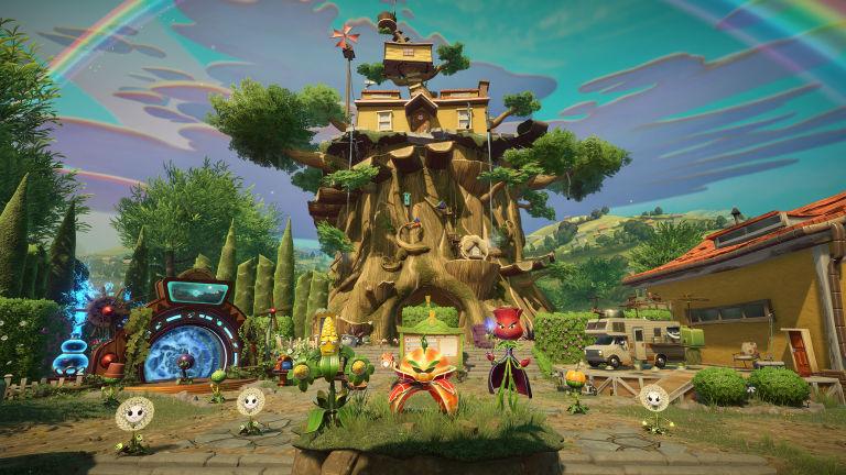 Plants Vs Zombies: Garden Warfare 2 Screenshot