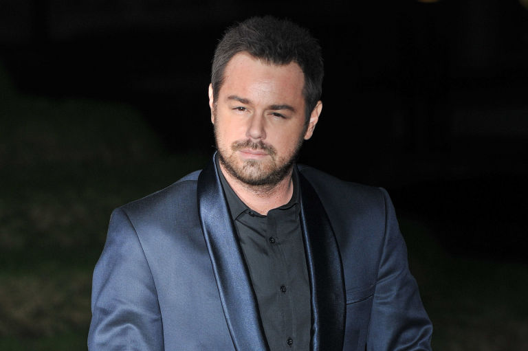 Danny Dyer at the London Evening Standard British Film Awards 2013