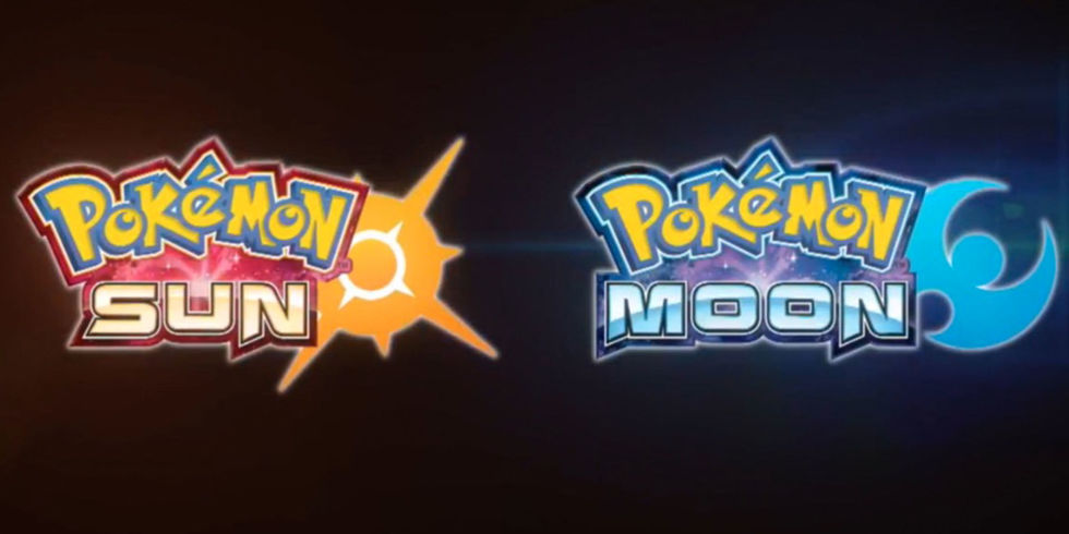 pokemon sun pokemon moon logo