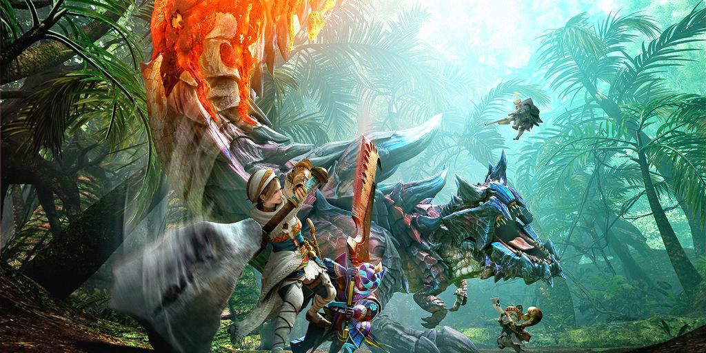 Monster Hunter Generations FINALLY has a release date in Europe