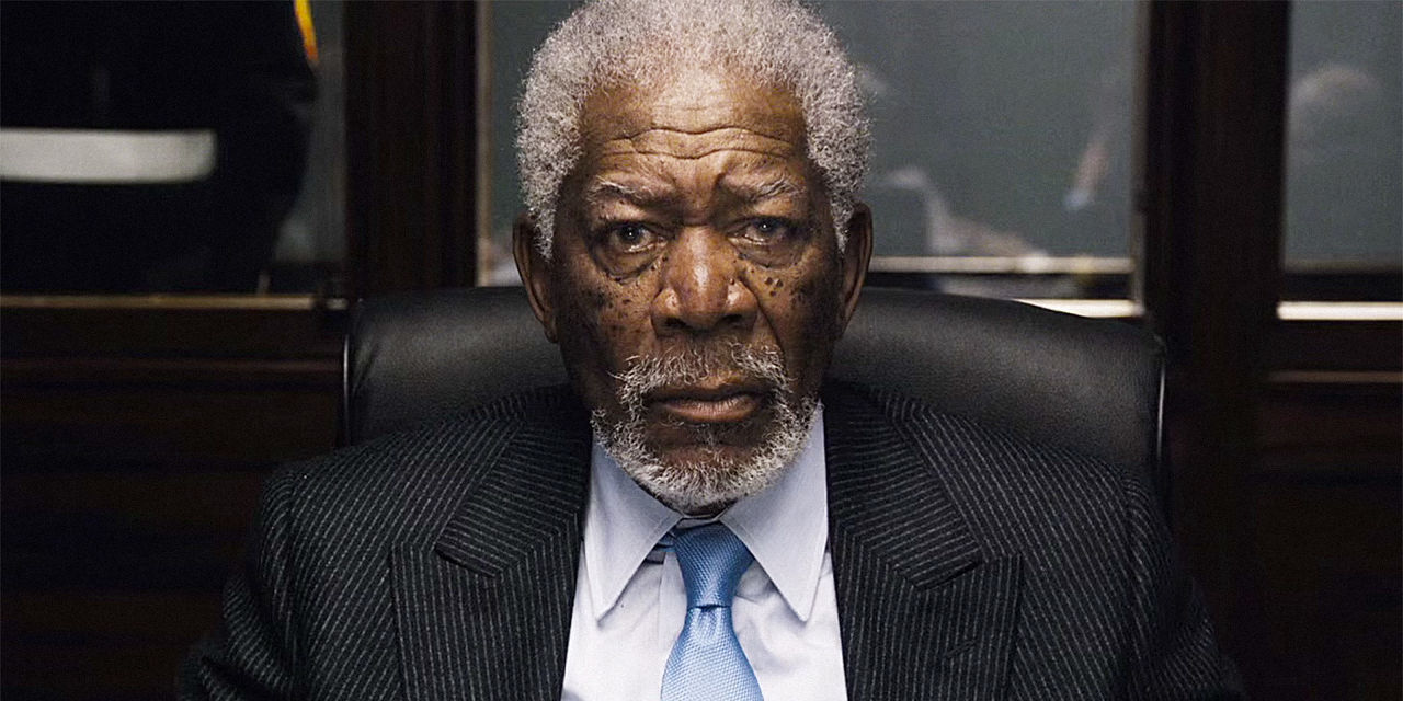 Morgan Freeman Explains Why He Returned For London Has Fallen And The Answer Rhymes With Honey