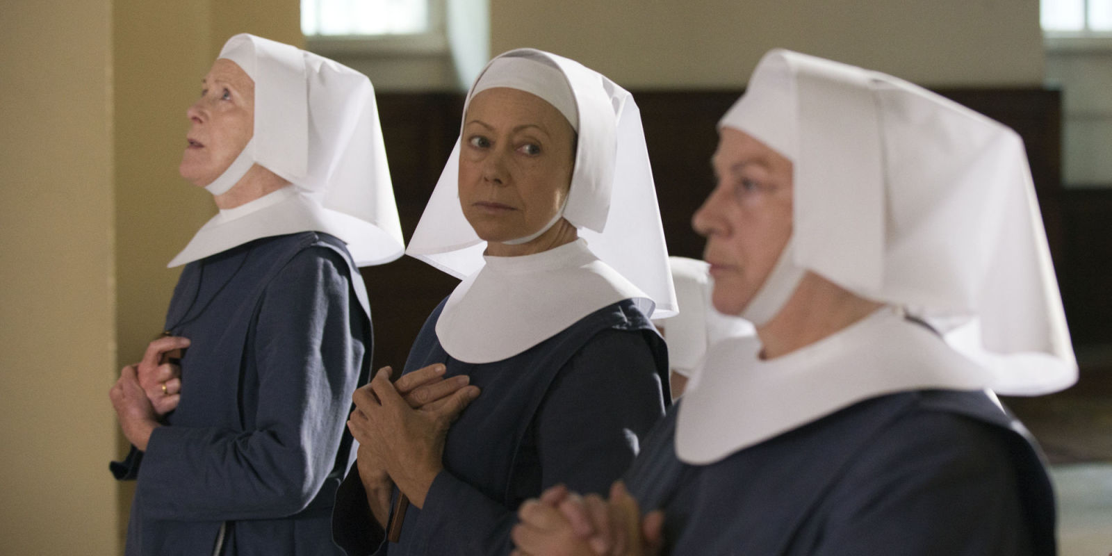 The people of Twitter react as Call The Midwife's season five ...