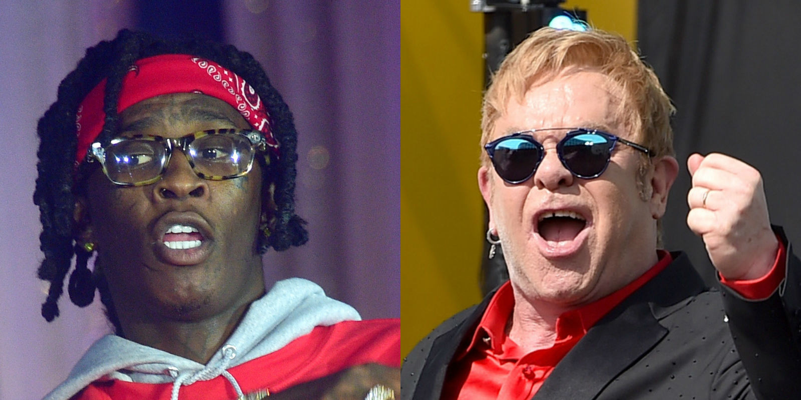 The Elton John and Young Thug team-up you never knew you ...