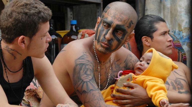 12 baddest ass tattoos in movies from george clooneys neck to tom 11 tenoch huerta meja sin nombre maxwellsz