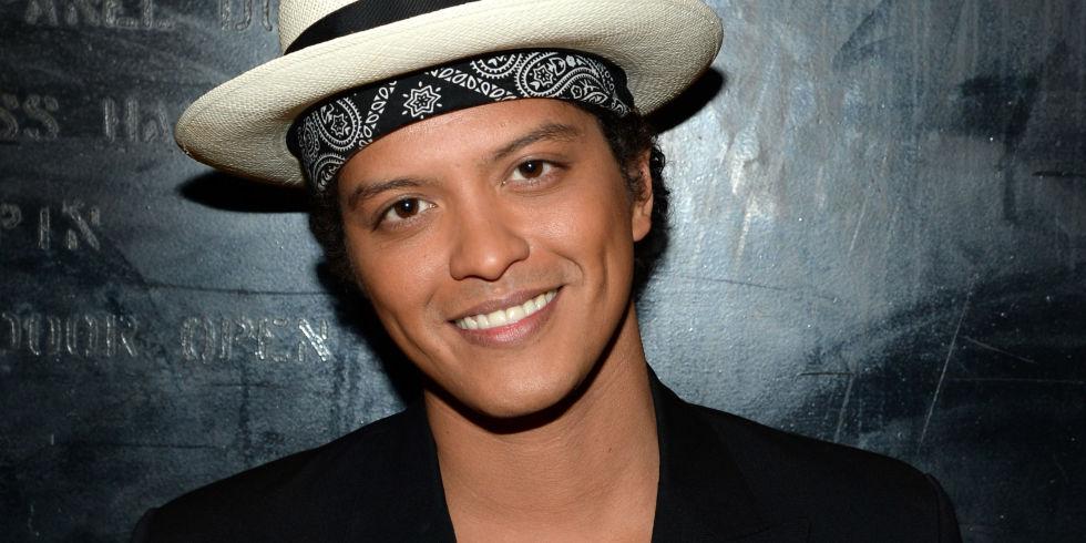 Bruno Mars New Album Hollywood Onehallyu
