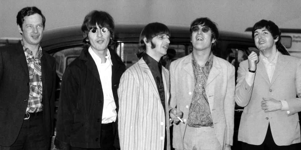 Brian Epstein's life story is being adapted for TV in The Fifth Beatle