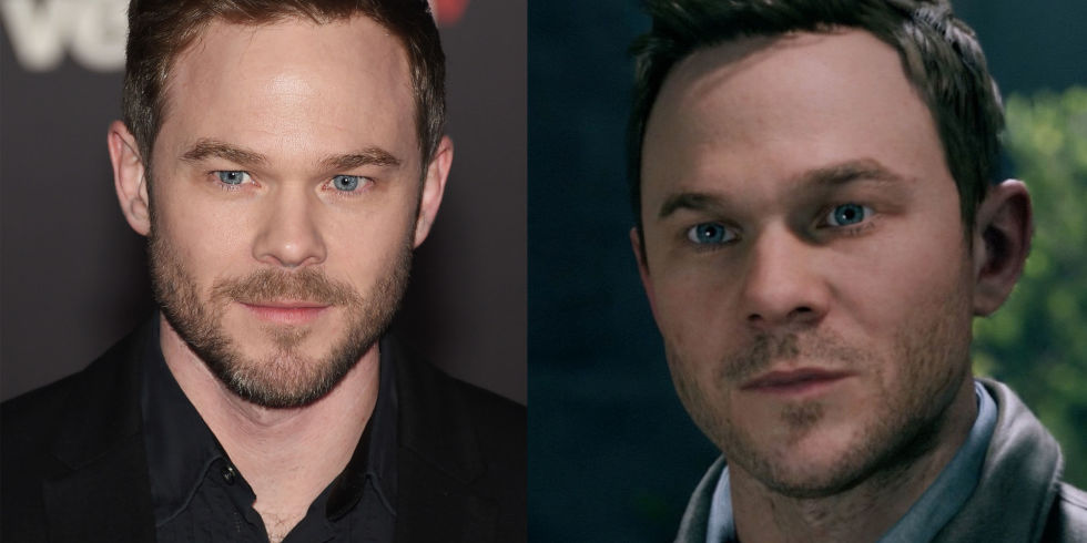gay Aaron ashmore