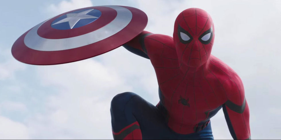 Spider-Man: Homecoming Teaser Trailer featuring Tom Holland and Jon Favreau