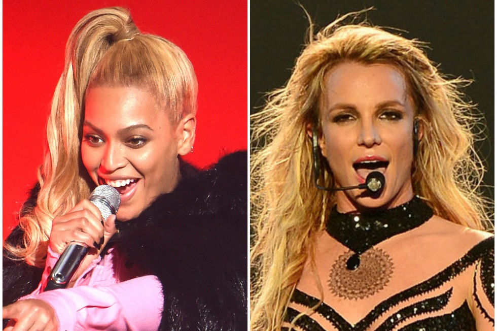 britney spears is working with a beyonc233 hitmaker for her