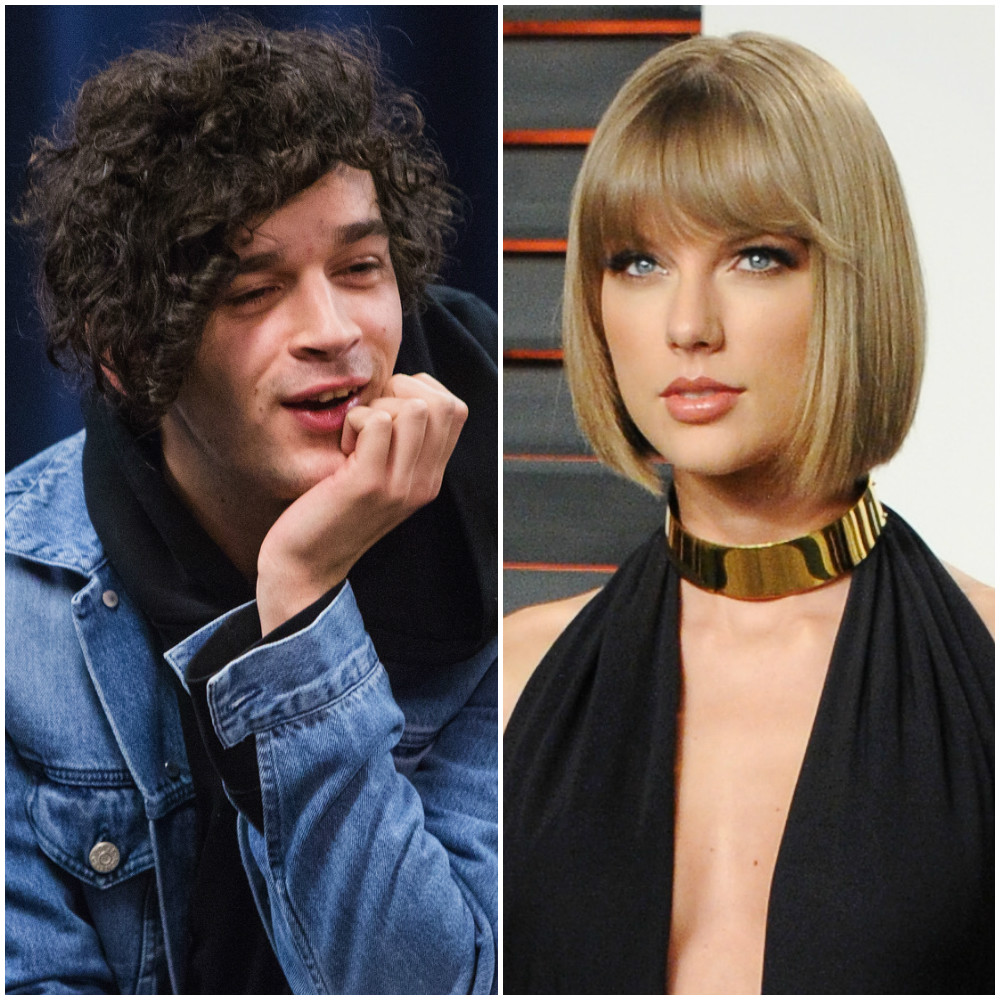 taylor swift dating matt healy Taylor has been very private about her usually open love life, but her rumored love interest matt healy spilled the beans on what their relationship is taylor swift, 24, has seemingly taken herself out of the dating pool to focus on her music, but she may be back in that pool after all.