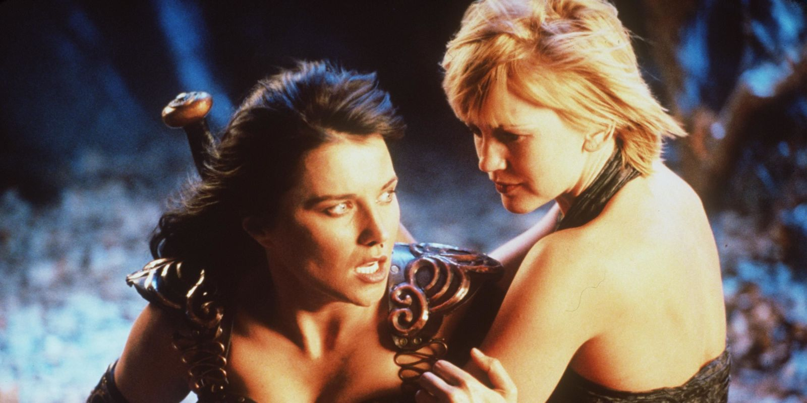 Xena is the warrior queen: actors and roles 59