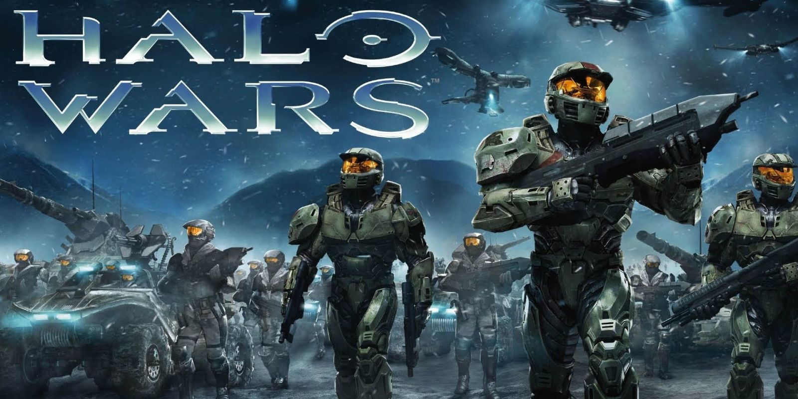 halo anniversary in master chief collection runs below p on halo wars joins xbox one backwards compatibiliy