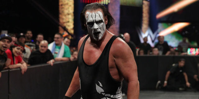 WCW Icon and WWE Hall of Famer Sting reportedly retires ...