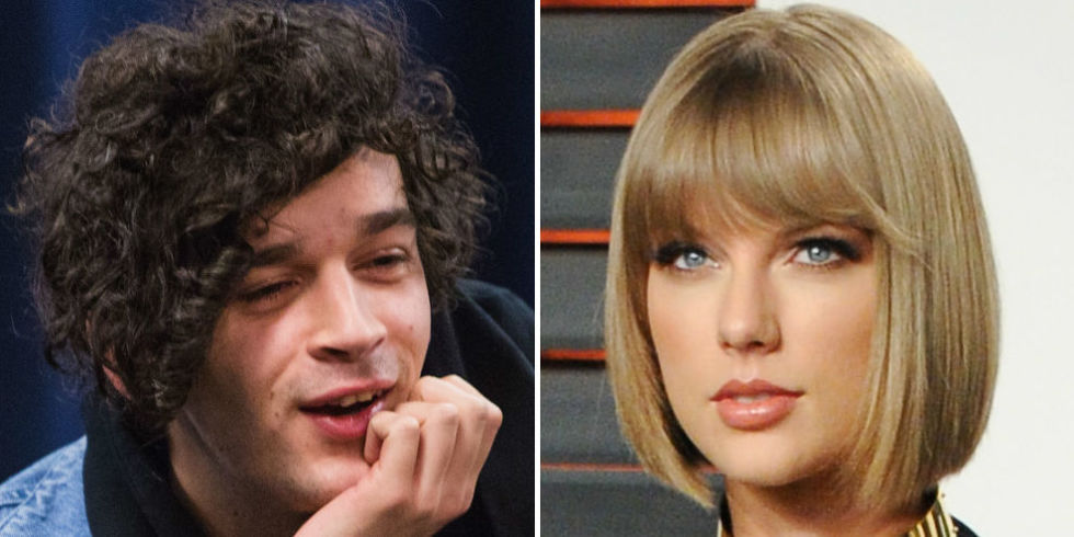"taylor swift dating matt healy Taylor swift is ""secretly dating"" matt healy, singer-guitarist with rock band the 1975, us weekly reported wednesday the news had many wondering who the musician is and if the latest rumor ."