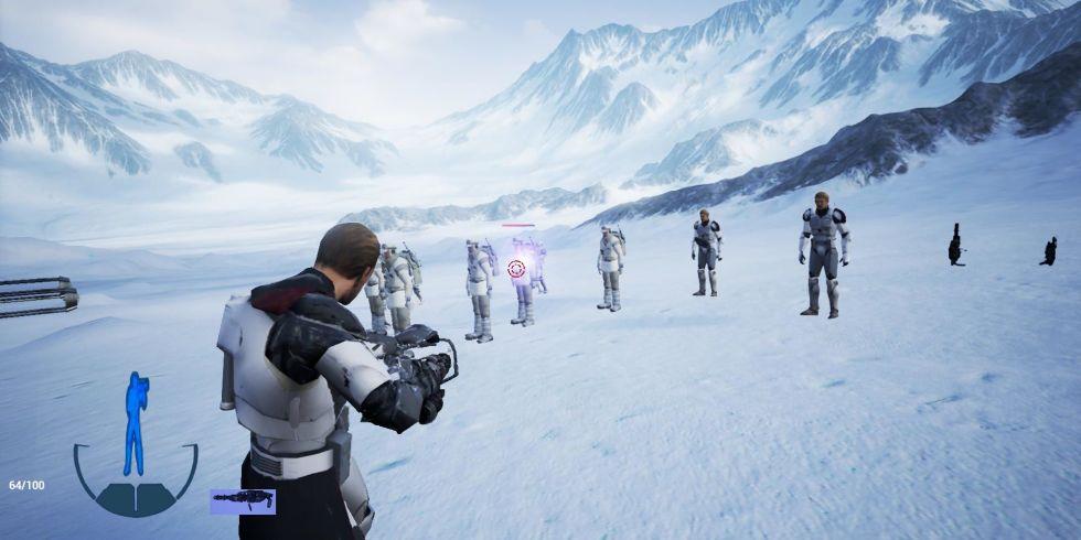 скачать игру Star Wars Battlefront 2017 - фото 11
