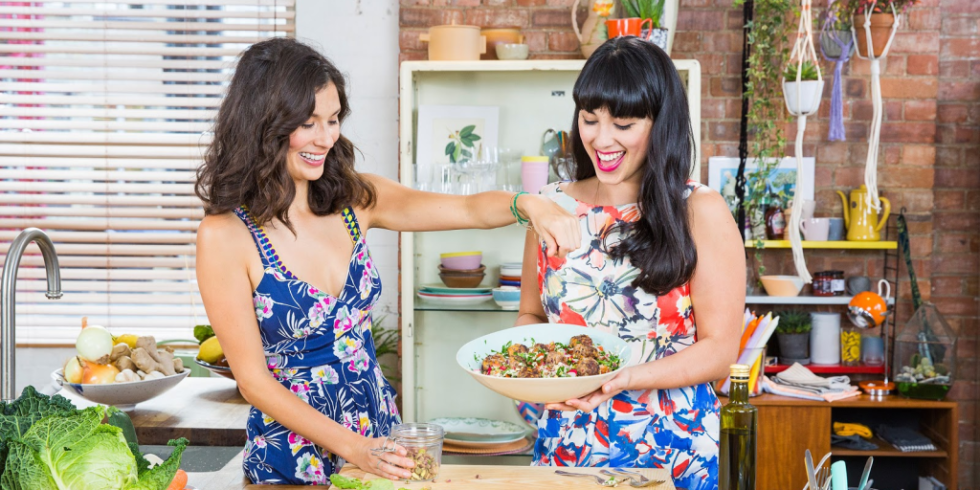The hemsley sisters are coming to channel 4 with their own food tv show forumfinder Image collections