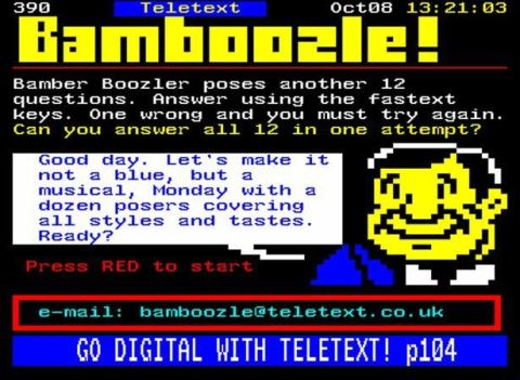 Image result for channel 4 bamboozle