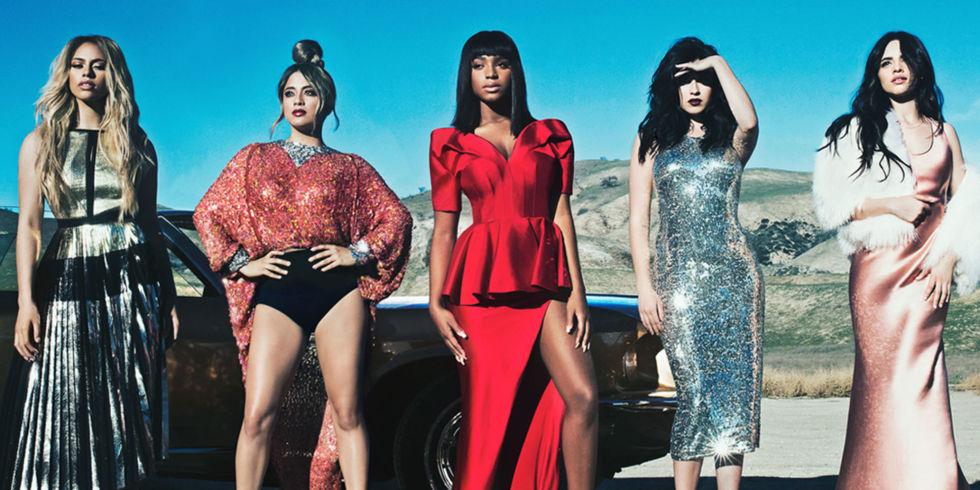 Fifth Harmony 7/27 album artwork.