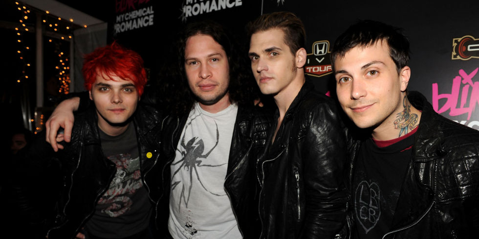 gerard way doesn t rule out my chemical romance reunion