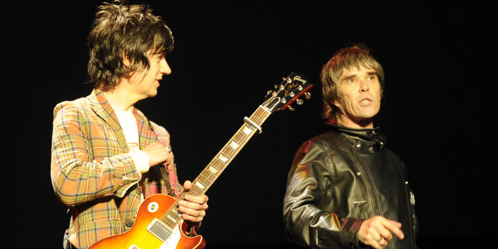 The Stone Roses Are Finally Recording New Music Ian Brown Confirms