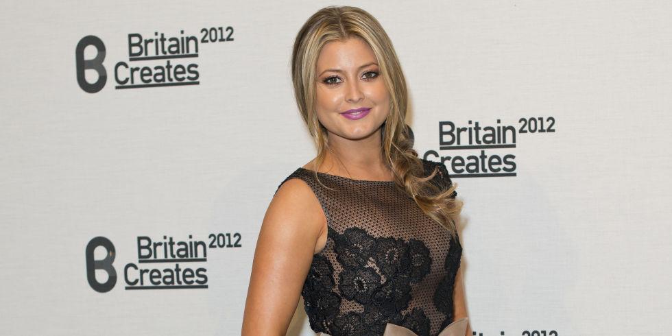 Holly Valance Britain Creates