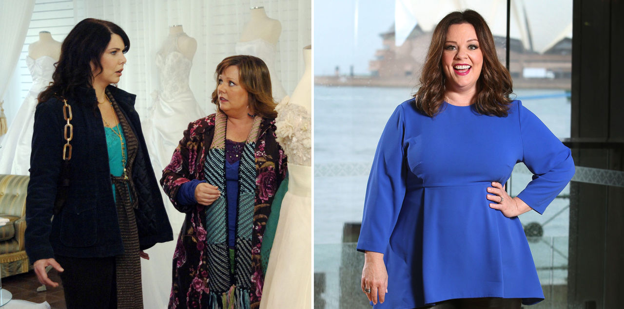 Melissa McCarthy Gilmore Girls return