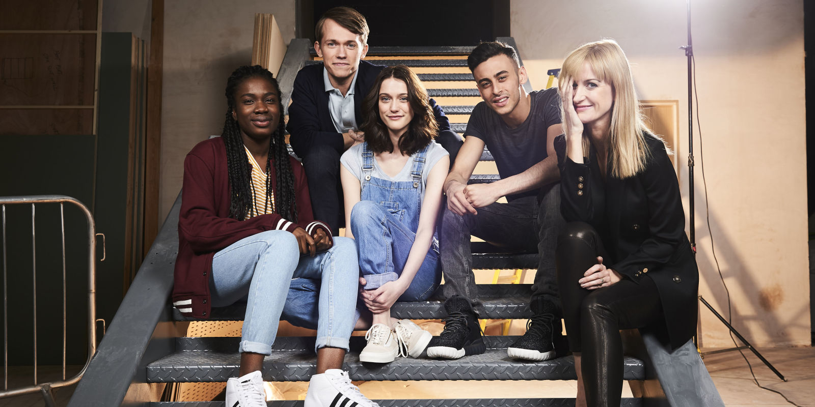 Doctor Who\u0027s BBC Three spinoff Class reveals its cast