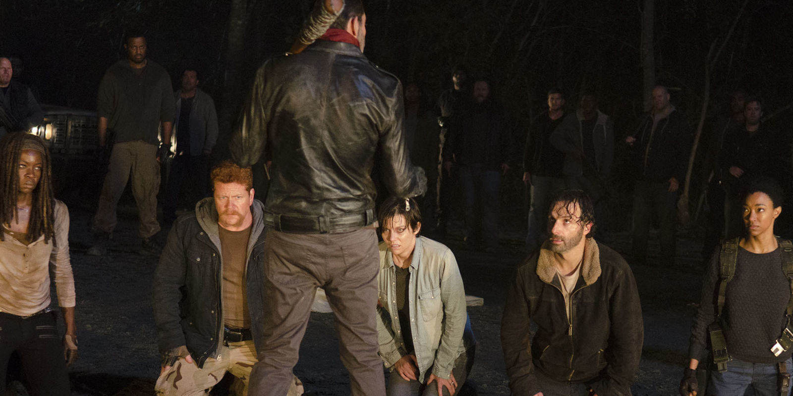 The Walking Dead: Has a fan just identified Negan's ...