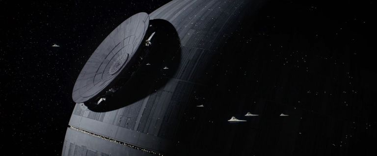 Rogue One: A Star Wars Story Death Star