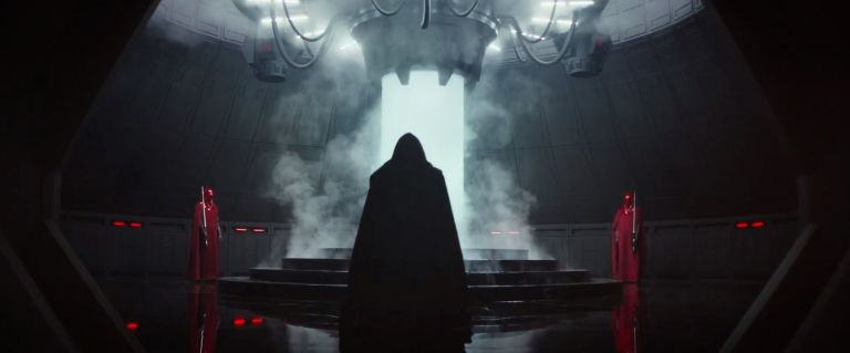 Rogue One: A Star Wars Story villain is that Darth Vader?