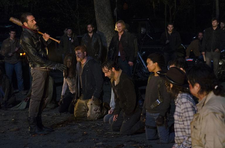 Negan, The Walking Dead killer line-up